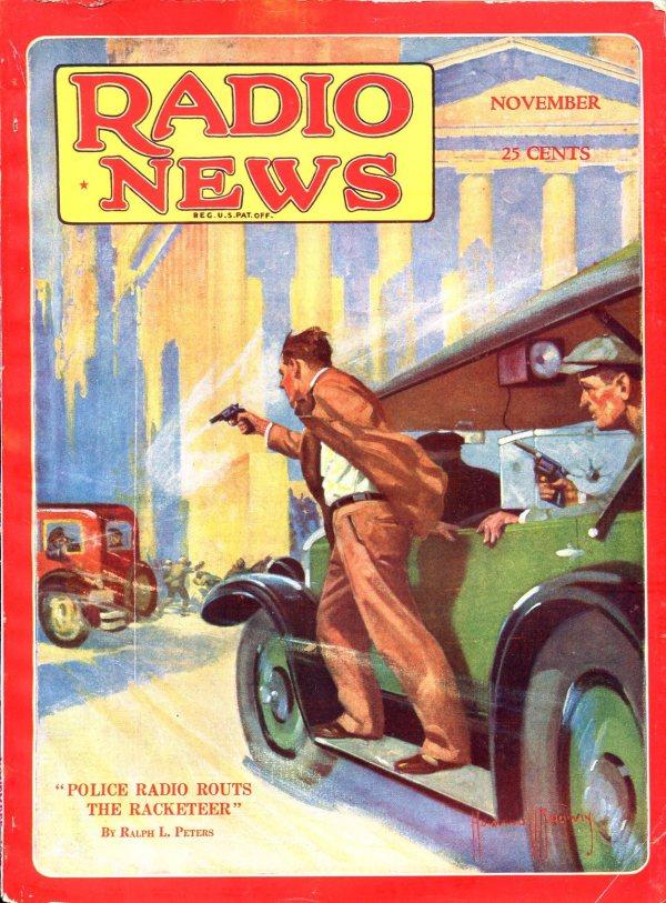 Radio News November 1929