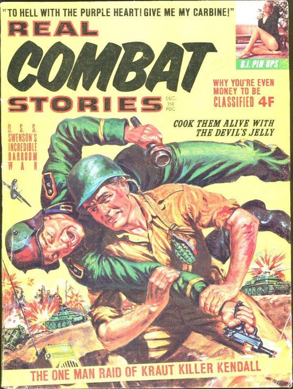 Real Combat Stories December 1963