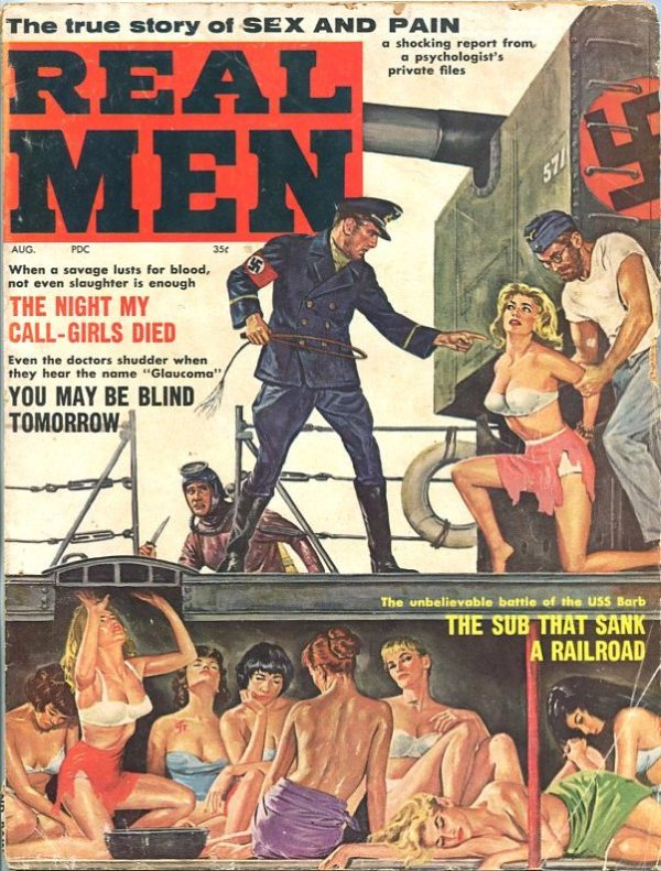 Real Men August 1961