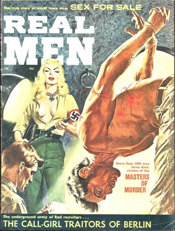 Real Men February 1961