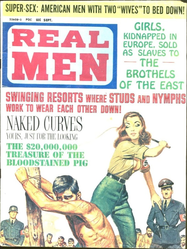 Real Men September 1973