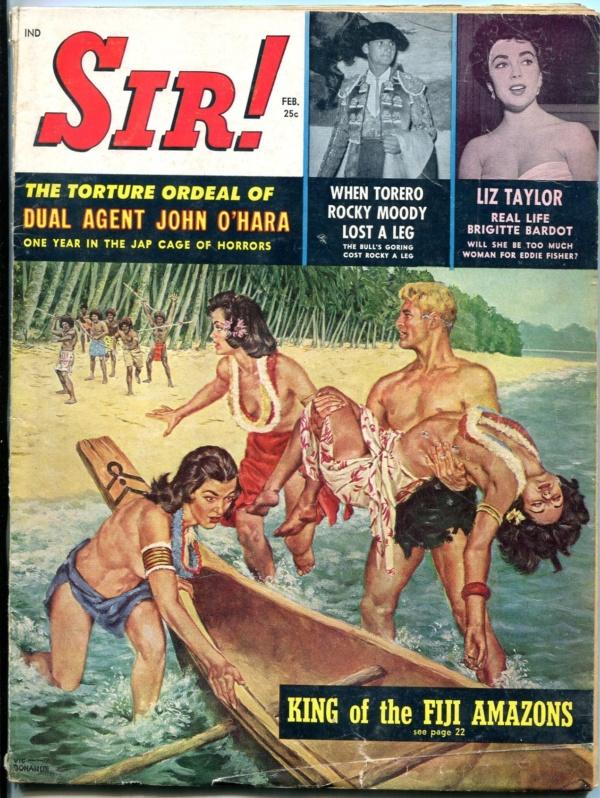 Sir! February 1959
