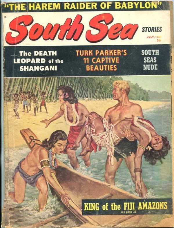 South Sea Stories July 1962
