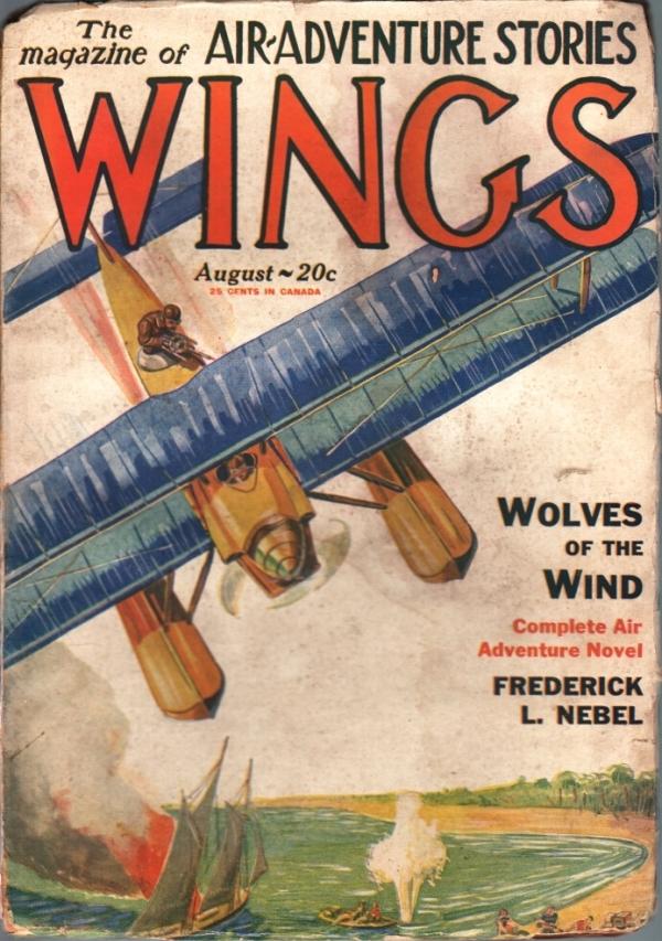 Wings August 1928