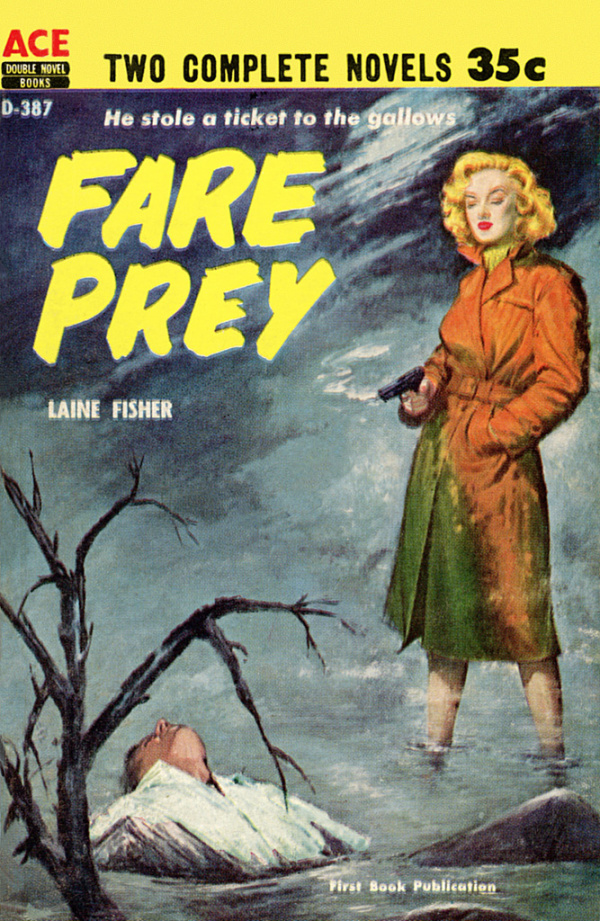 Image result for fare prey pulp cover
