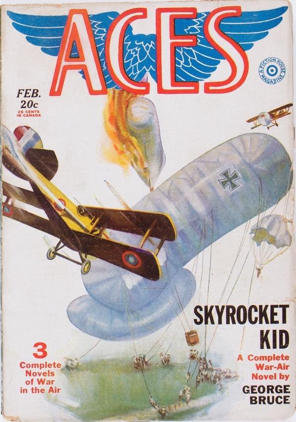 Aces February 1930