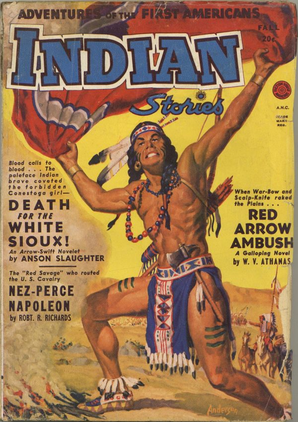 Indian Stories Magazine Fall 1950