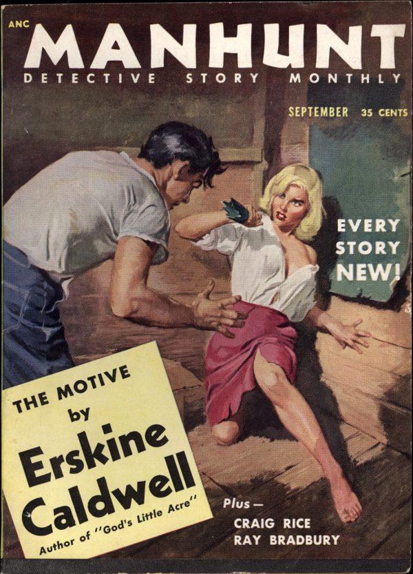 Manhunt Sept 1953