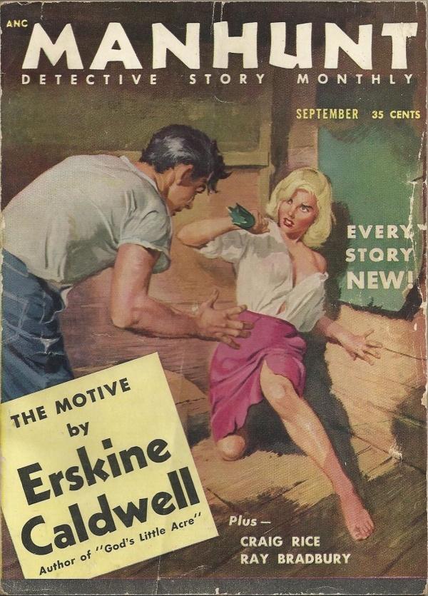 Manhunt September 1953