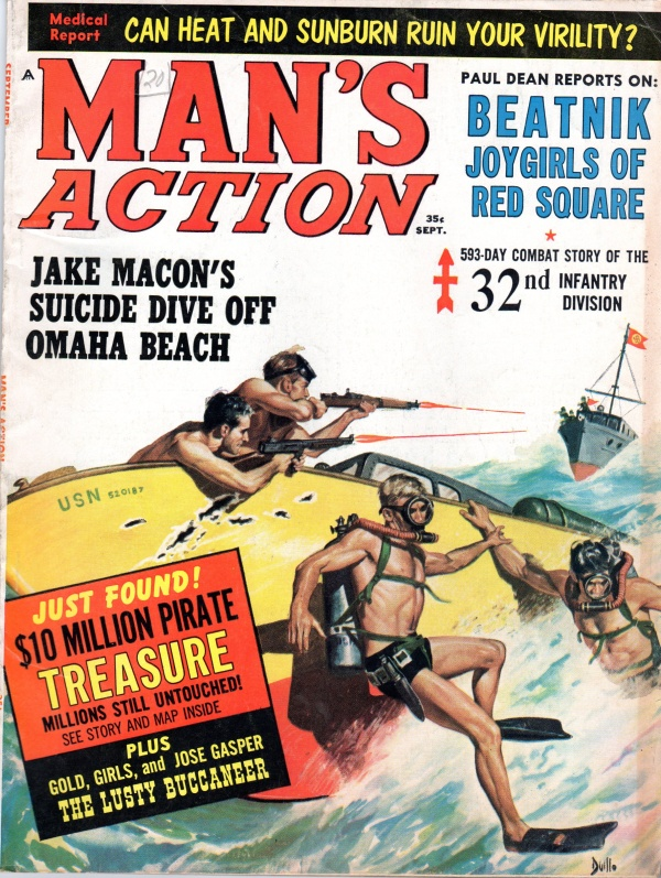 Man's Action September 1965