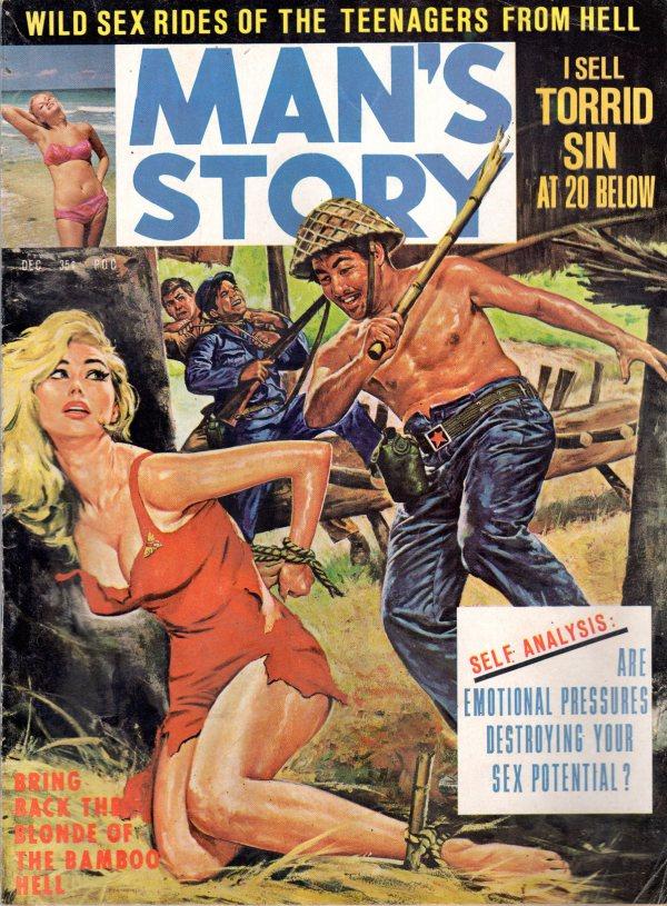 Man's Story December 1965