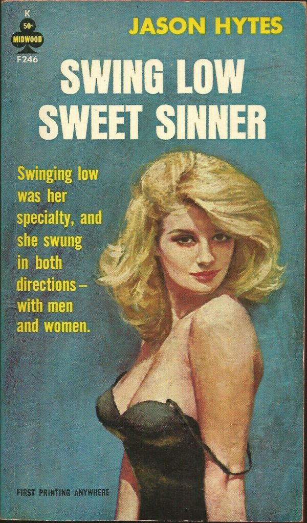 Midwood Books F246 1963