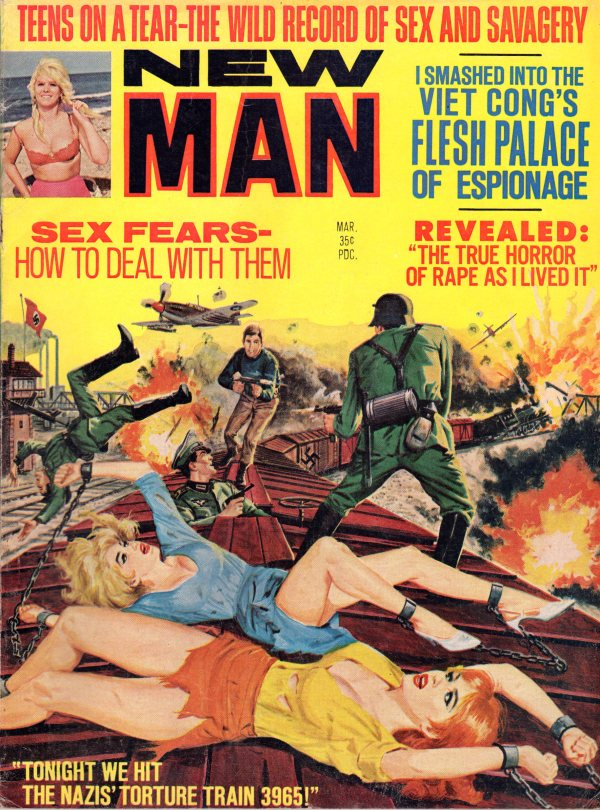 New Man March 1966