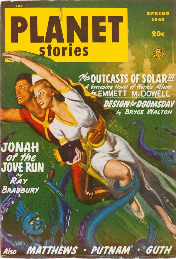 Planet Stories Spring 1948