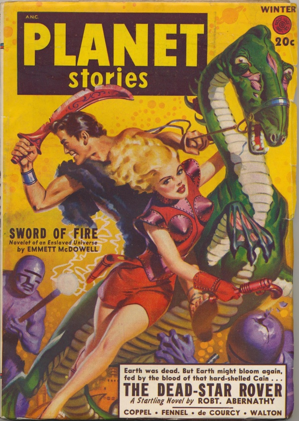 Planet Stories Vol. 4, No. 5 (Winter 1949)