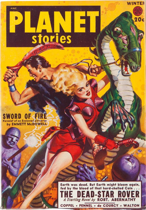 Planet Stories, Winter 1949