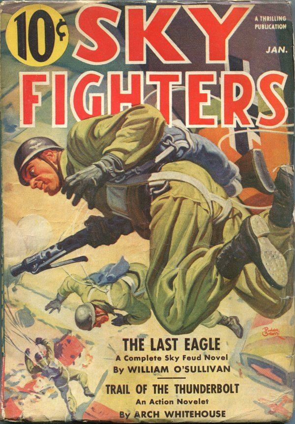 Sky Fighters January 1941