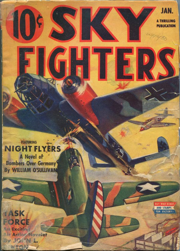 Sky Fighters January 1943