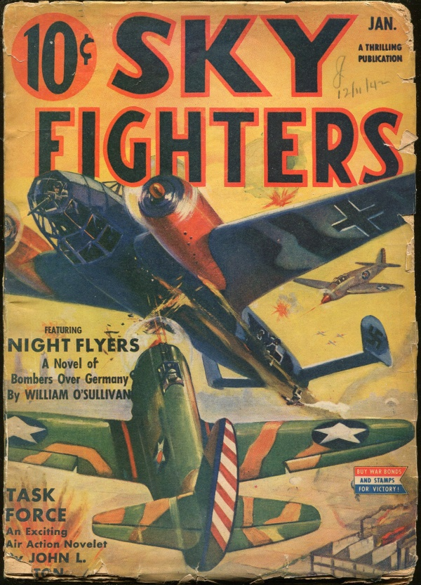 Sky Fighters - January 1943
