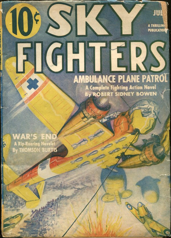 Sky Fighters July 1941