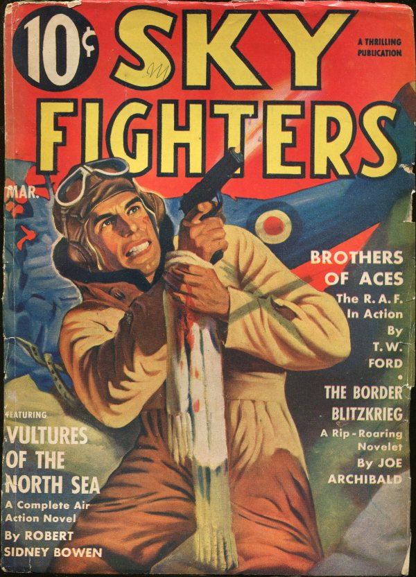Sky Fighters March 1941