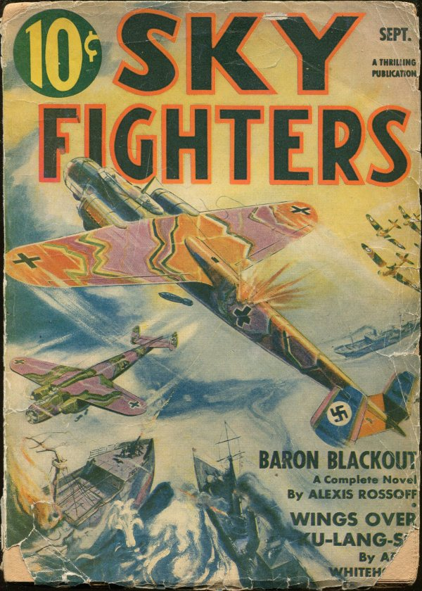 Sky Fighters September 1941