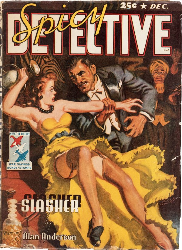 Spicy Detective Stories - December 1942