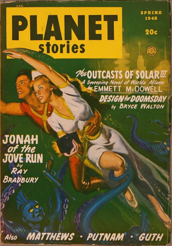 Spring 1948 Planet Stories