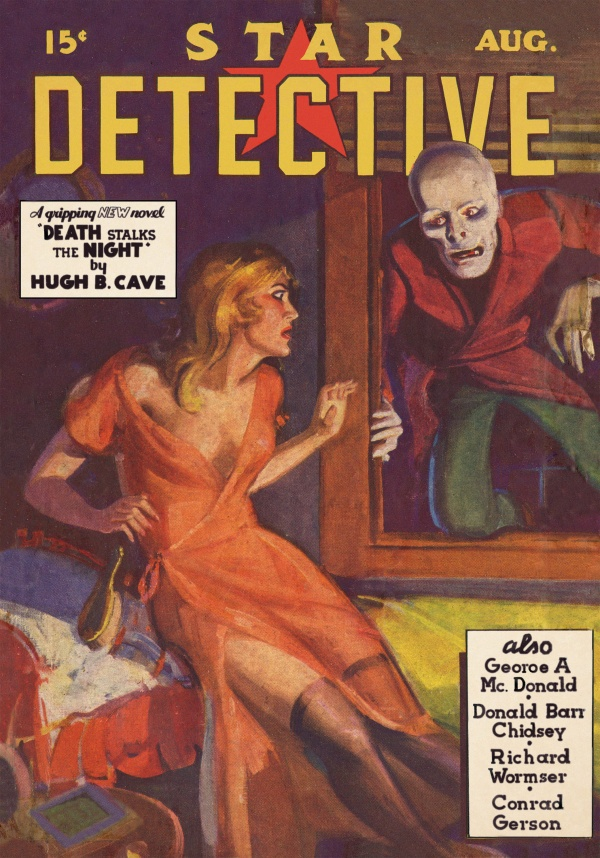 Star Detective August 1935