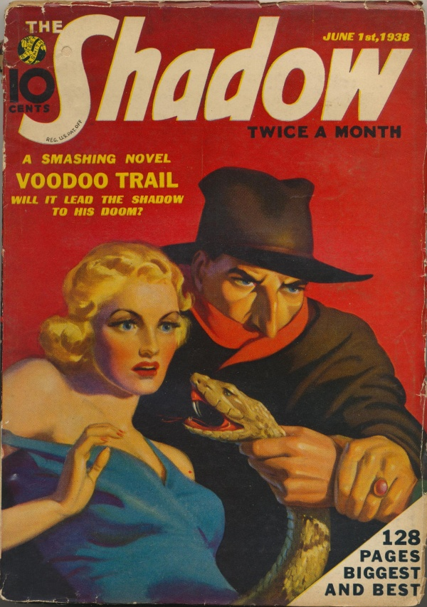 The Shadow June 1938