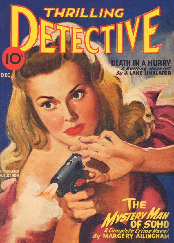Thrilling Detective - December 1946