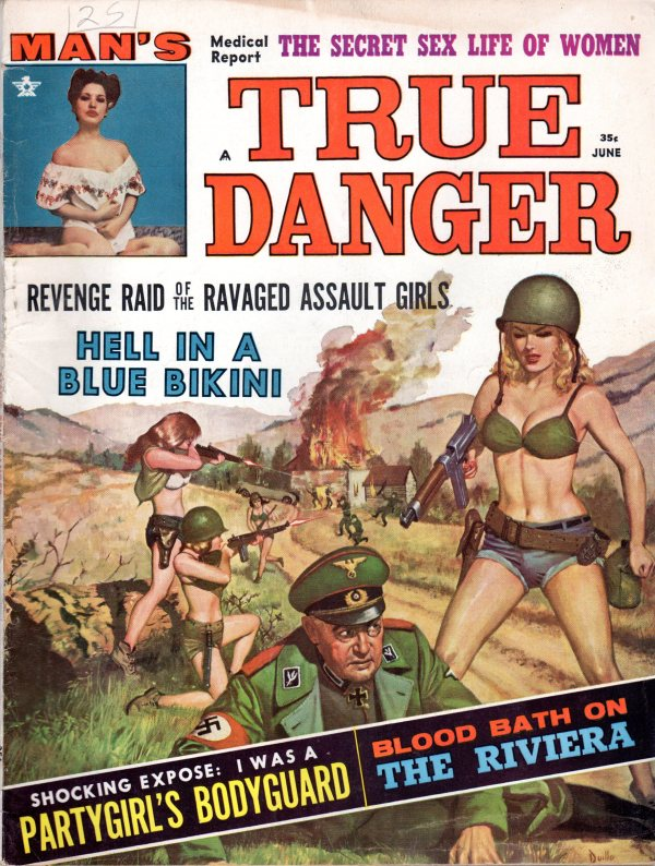 True Danger June 1965