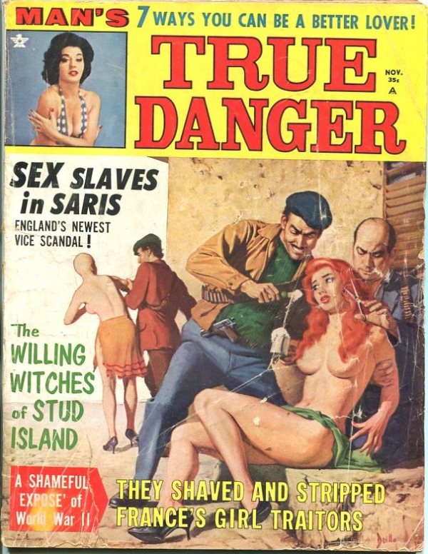 True Danger November 1964