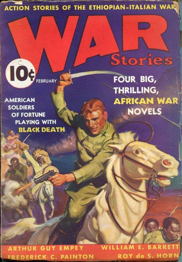 War Stories February 1938