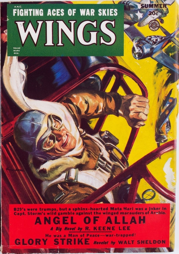 Wings Summer 1949