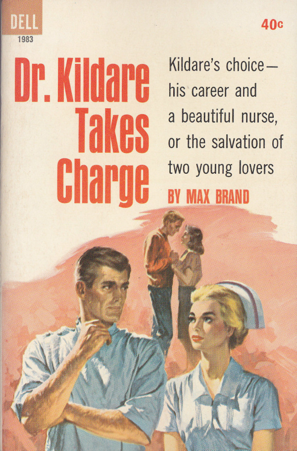 Dr. Kildare Takes Charge