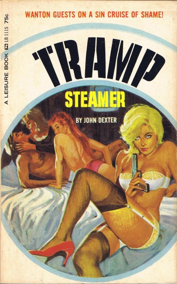 Leisure Book #1115 1965