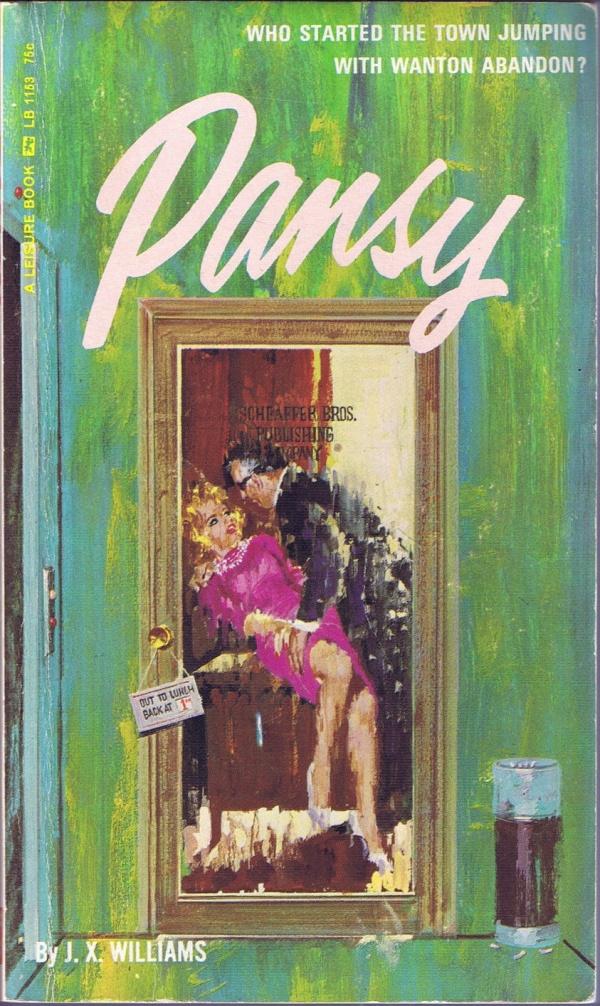 Leisure Book #1153 1966