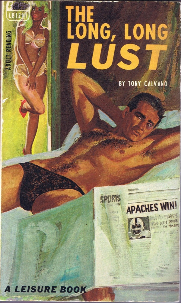 Leisure Book #1211 1967
