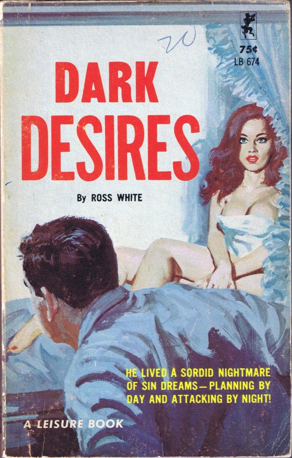 Leisure Book #674 1965