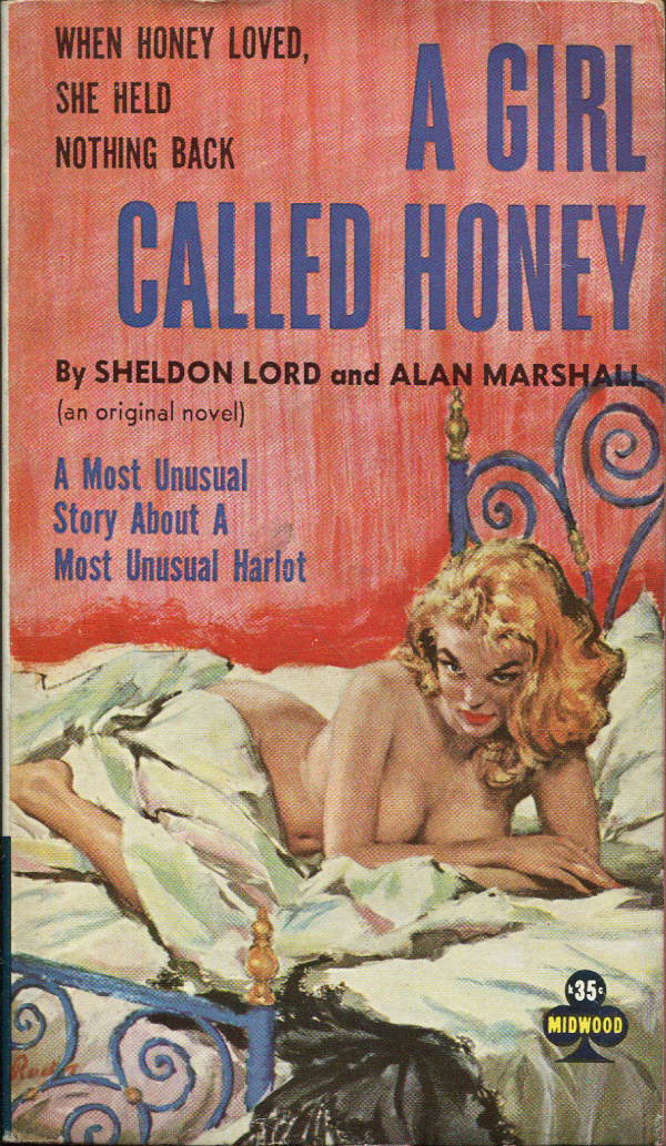 Midwood Book #41, 1960