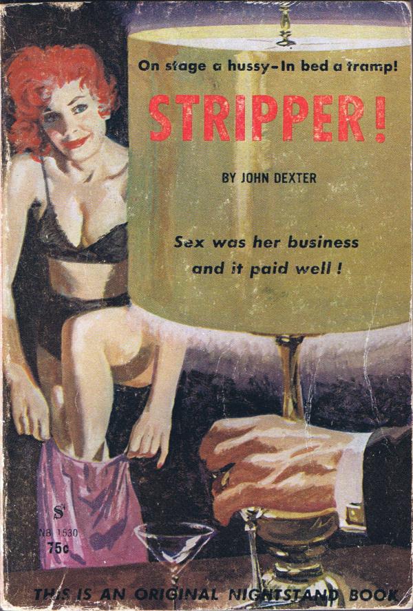 Nightstand Book #1530 1960