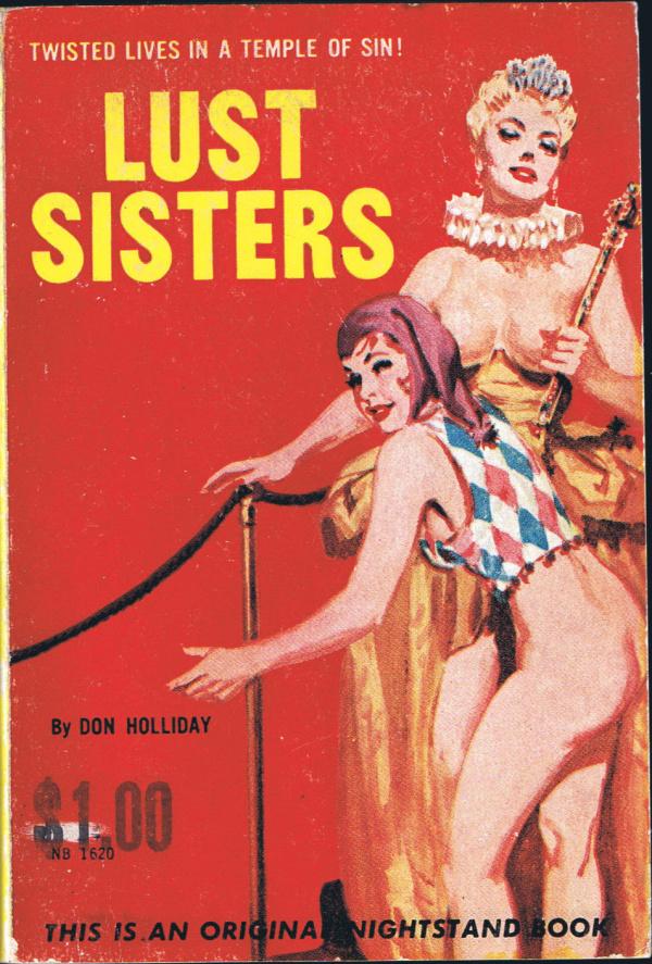 Nightstand Book #1620 1962