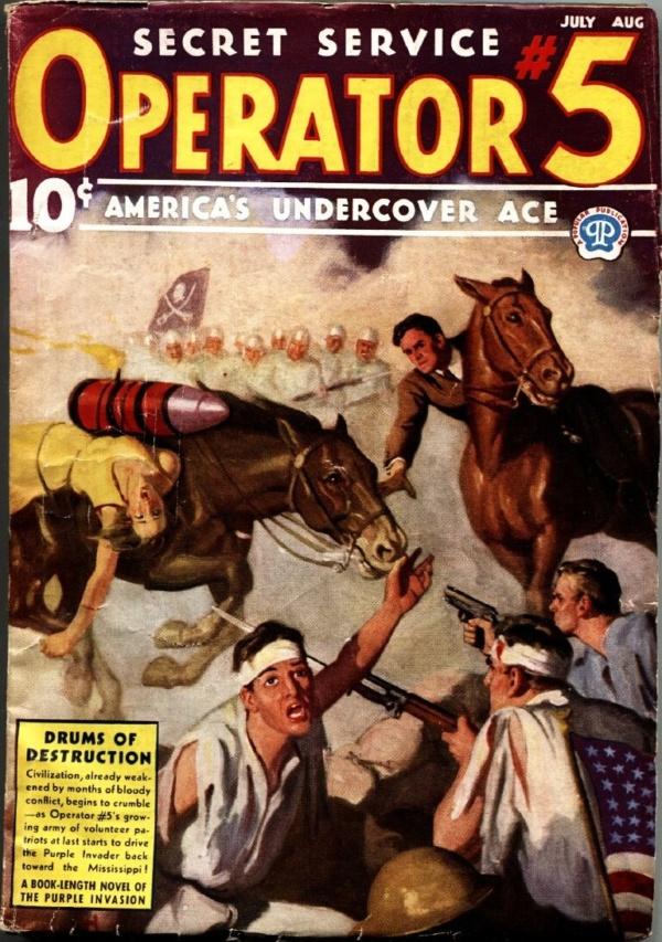 Operator #5 July 1937