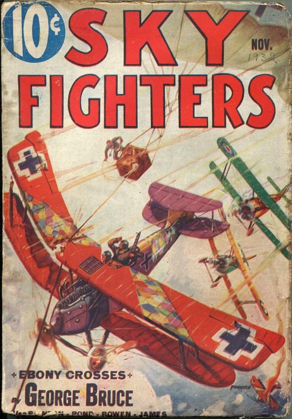 Sky Fighter November 1932