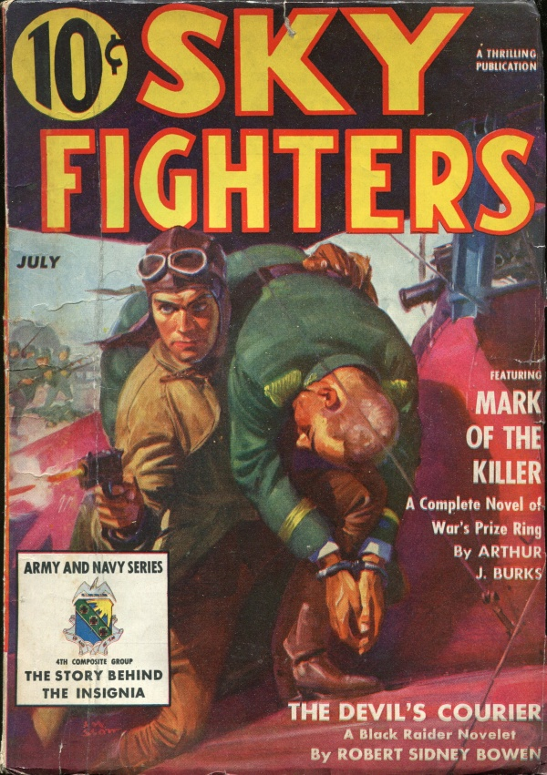 Sky Fighters July 1939