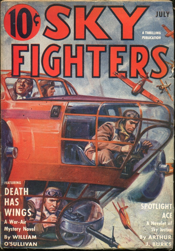 Sky Fighters July 1940