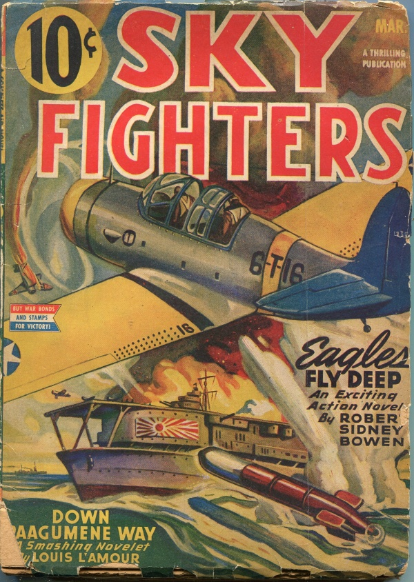 Sky Fighters March 1944