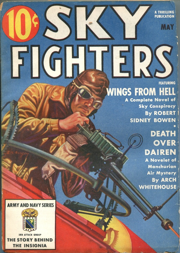 Sky Fighters May 1939