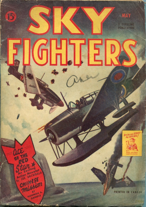 Sky Fighters May 1944